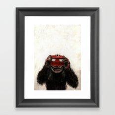 Nostalgic Experience Framed Art Print