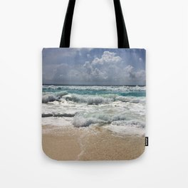 Beach Paradise Tote Bag