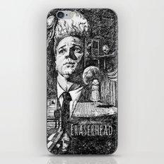 Eraserhead Movie Poster iPhone Skin