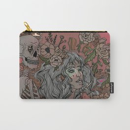 Heart Shaped Sleeve Carry-All Pouch