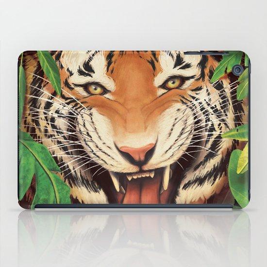 Guardian of the Jungle iPad Case