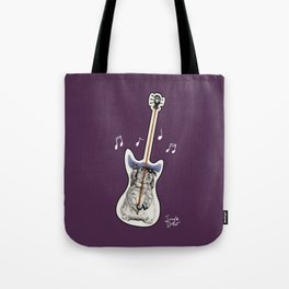 That's not a guitar Tote Bag
