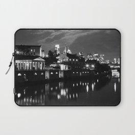 Philadelphia by Night Laptop Sleeve