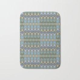 Colorful Luxury Ornate Pattern Bath Mat
