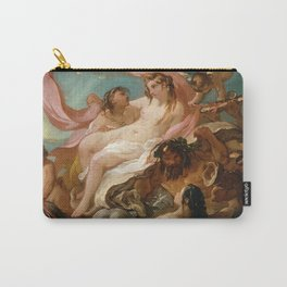 Joseph-Marie Vien the younger - Venus Emerging from the Sea Carry-All Pouch