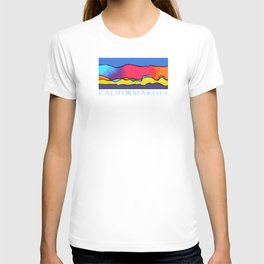 CALIFORNIA WAVE T-shirt