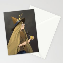 A Witchy Picture Day Stationery Cards
