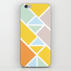 Shapes 006 Ver. 2 iPhone & iPod Skin