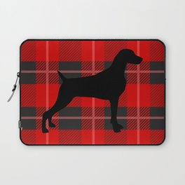 PLAID WEIM Laptop Sleeve