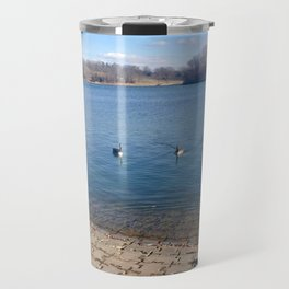 Lake Shawnee Travel Mug