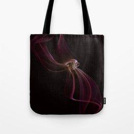 Red Veil Tote Bag