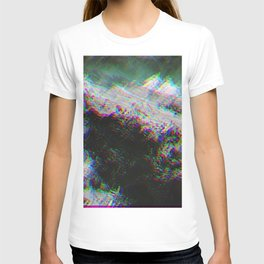 Oceanic Glitches - Oldest Waves T-shirt