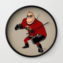 The Incredibles | Mr. Incredible Wall Clock