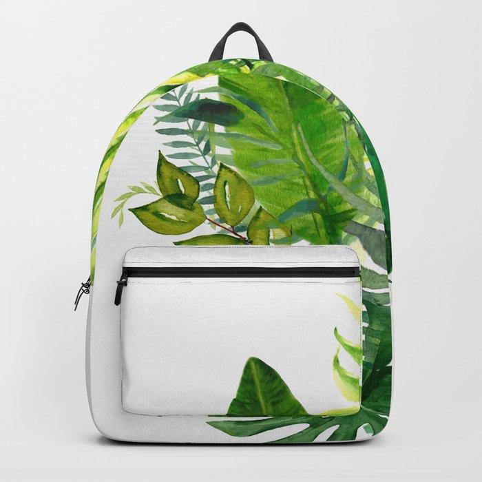 Leaves Rucksack