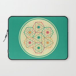 Yey! Shapes!  Laptop Sleeve
