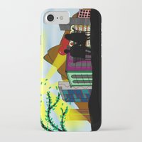 500 days of summer iPhone & iPod Cases featuring 500 DAYS IN RIO by Andreas Campos