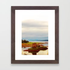 Castle Stalker (Scotland) Framed Art Print