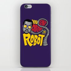 You Can't Offend a Robot iPhone & iPod Skin