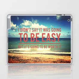 Worth it! Laptop & iPad Skin