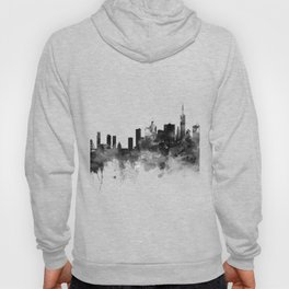 San Francisco Black and White Hoody