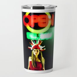 Open till 3am Travel Mug