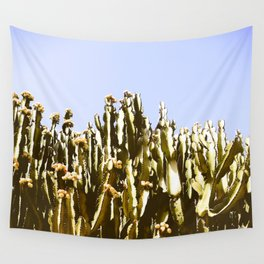 Sticky Cacti Wall Tapestry