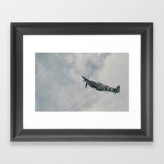 The Hurricane Framed Art Print