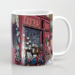 British Shop Coffee Mug