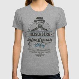 Heisenberg's Blue Crystals Remedy T-shirt