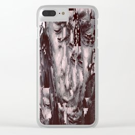 sliced Thom Clear iPhone Case