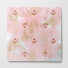 Donut Metal Print