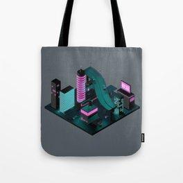Nippon 2061 Tote Bag