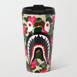 Bape Shark CDG Travel Mug