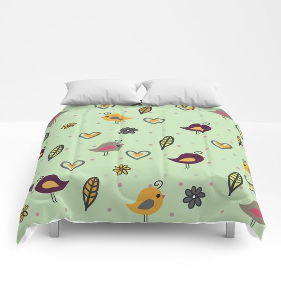 Cute Pattern 2 Comforters