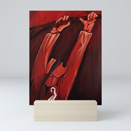 Freedom and Fight Mini Art Print