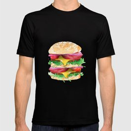 California Burger T-shirt