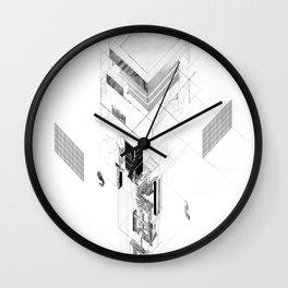 The Unseen Wall Clock