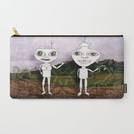 king and queen Carry-All Pouch
