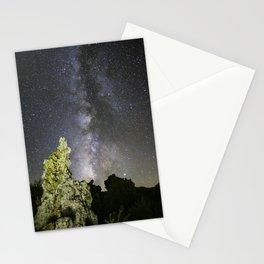 Milky Way At Mono Lake  9-24-19 a Stationery Cards