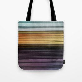 Amanda Wants Stripes Tote Bag