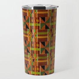 Kente sensational 1 Travel Mug