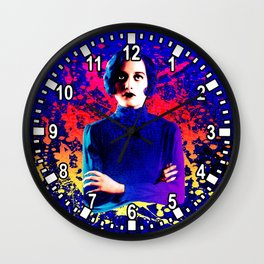 Joan Crawford, The digital Taxi Dancer Wall Clock