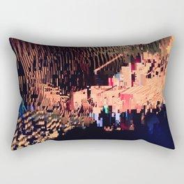 Stormy July Pheasant Rectangular Pillow