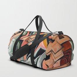 L'amour est Aveugle Duffle Bag