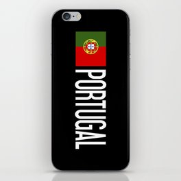 Portugal: Portuguese Flag & Portugal iPhone Skin