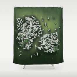 Peridot Shower Curtain