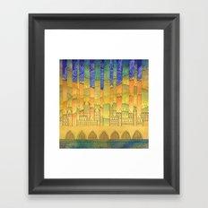 Israel Framed Art Print