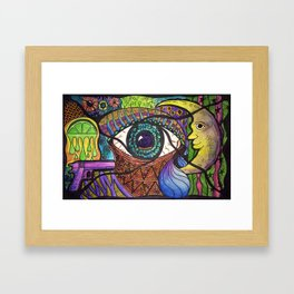 Santeria Framed Art Print