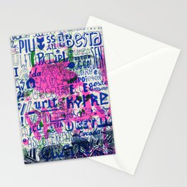 Ecce Gosta Stationery Cards