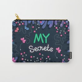 My secrets Carry-All Pouch